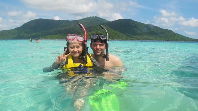 Paket Honeymoon Karimunjawa Alchy Cottages 2D1N