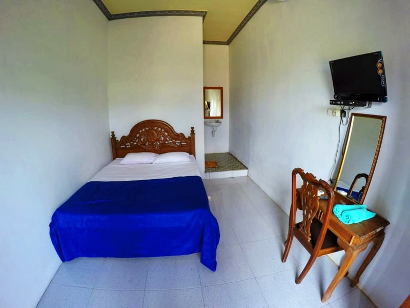 Room type executive rom Sunrise Sea Hill View Village Karimunjawa jepara